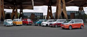 Volkswagen Užitkové vozy zve na VW Bus Festival 2022