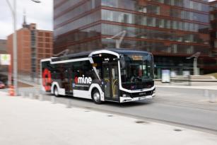 MAN Lion's City 12 E je hitem v Hamburku