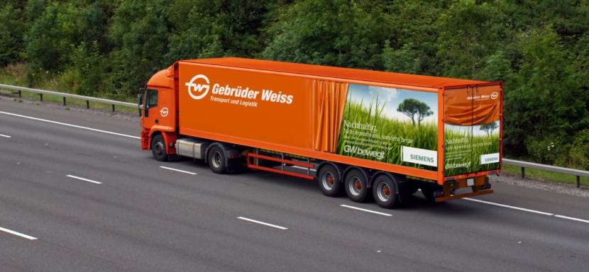Gebrüder Weiss získává společnost Spedition Lode