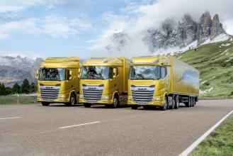 Společnost DAF zahájí sériovou výrobu tahačů 4x2 a 6x2 a podvozků zcela nové generace vozidel XF, XG a XG+ v posledním čtvrtletí roku 2021.