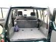 Nákladový prostor (konkrétní vozidlo ale nemělo úpravu N1) má maximální objem 1,2 m3