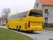 Scania Irizar vyniká rovněž mimořádně zdařilým vnějším designem
