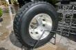 Starší model pneumatiky            riadiacich kolies – HSC+